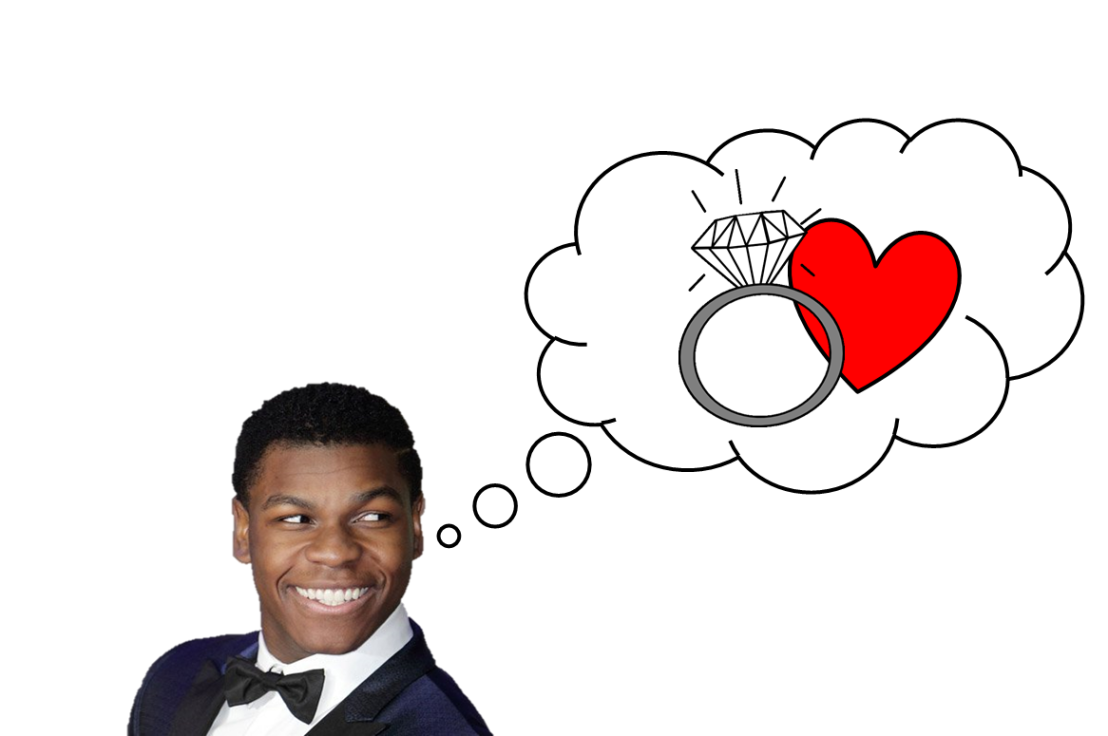 That Time John Boyega Proposed to Me