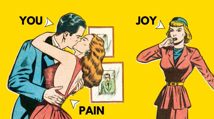 When Pain Is YourMistress