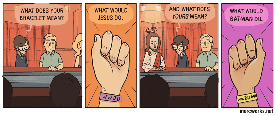 What Would Christians Do? Pt.2